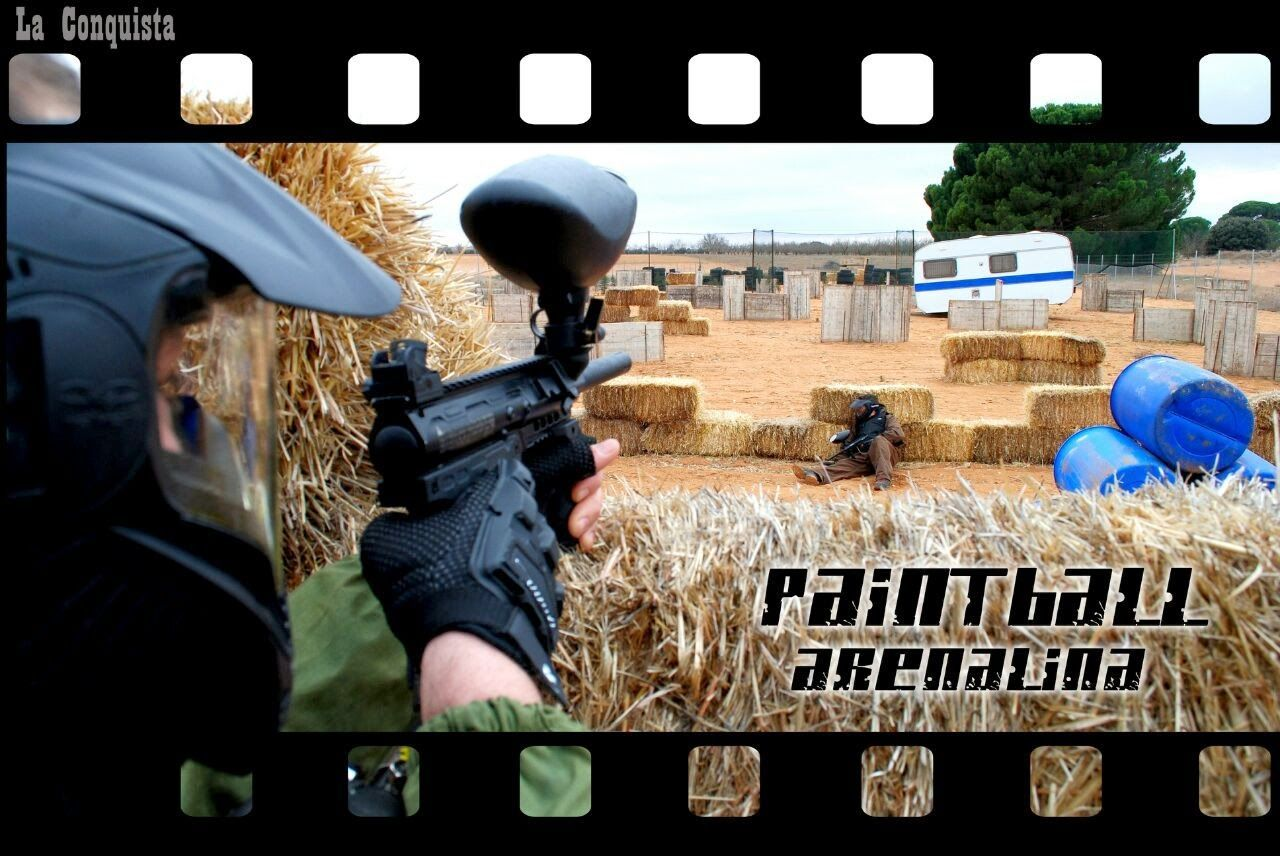 La Conquista Arenalina Paintball